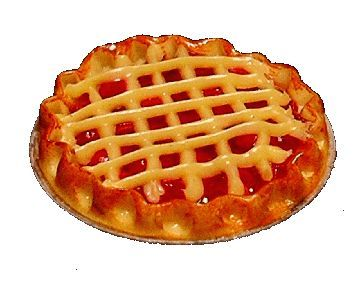 Lattice Crust Cherry Pie